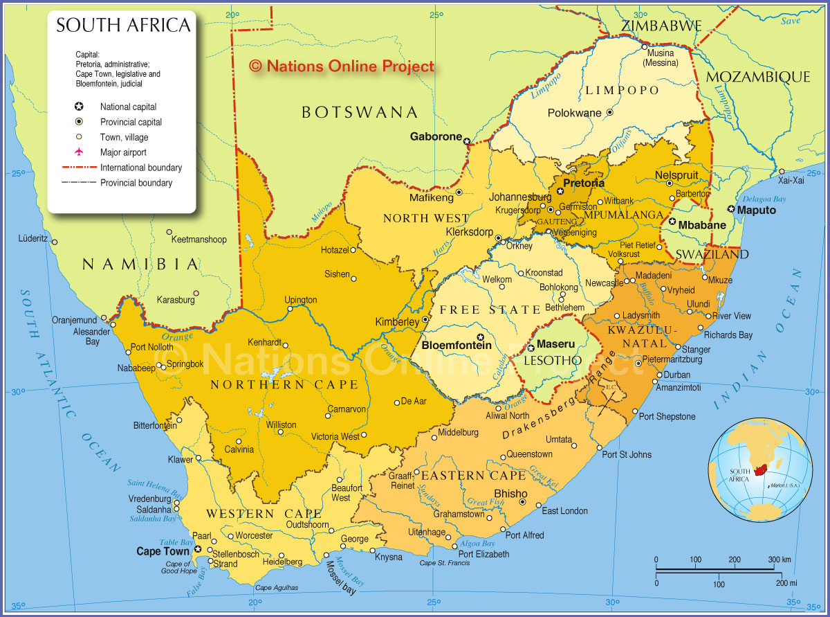 south africa prov map2